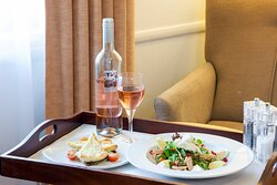 Room Service - Perfect for corporate travellers