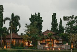 Panen Padi Lounge - exterior