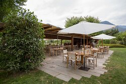 Alfresco tables