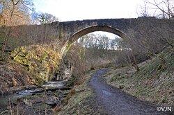 The world's oldest railway bridge.