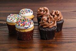 Daily mini cupcakes!