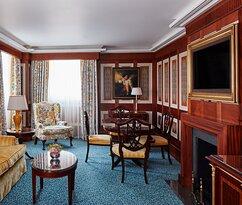 St James Suite Living Room