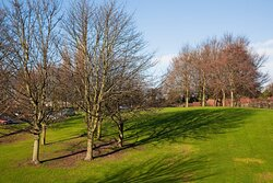 Enjoy a stroll in our 7 acres of grounds