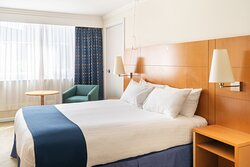 Relax in our double bed guest room