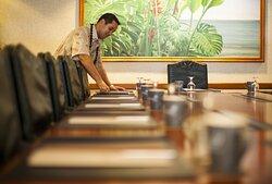 Outrigger Waikiki Beach Resort Na Koa Boardroom
