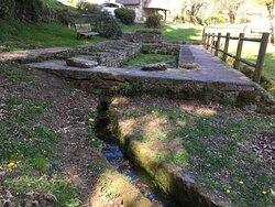 Quistinic - Fontaine Saint-Mathurin