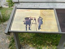 Jones Point Park Lighthouse Historical Marker