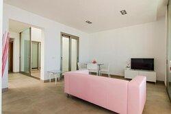 Apartamento s' Estanyol Mar 1 Piso Sala de Estar