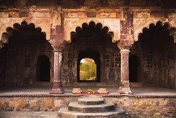 Aman-i-Khas, India - Ranthambore Fort