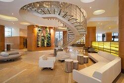 Lobby & Vertical Garden