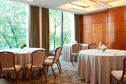Boardroom Meeting Room CaBaret setup