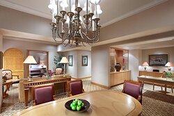 Diplomat Suite Living Area