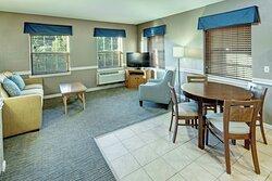 Living Room - Club Wyndham Bentley Brook