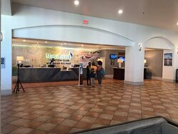 Lobby and check-in