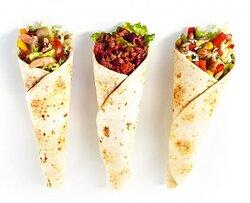 Burritos nur den besten Geschmack