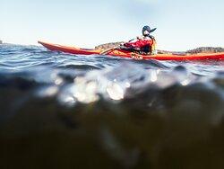Sea kayaking course Stockholm Archipelago