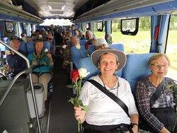 Visiting a Rose Plantation up North from Quito!