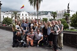 Quito and its beautiful Old Town!