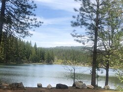 We visited the lake first weekend in May it was beautiful restful and such a nice getaway