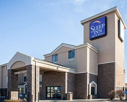 Sleep Inn & Suites hotel in Topeka, KS