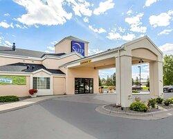 Sleep Inn Billings Montana hotel