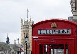 Iconic Telephone Box