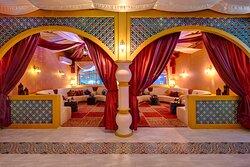 Mazaj Bar & Shisha Lounge - Private Cabanas