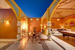 Mazaj Bar & Shisha Lounge - Outdoor Seating