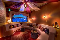 Mazaj Bar & Shisha Lounge - Private Cabana