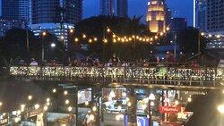 Warong Che Senah panorama