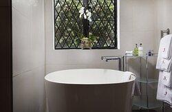 Luxury King Bedded Roon - Bathroom