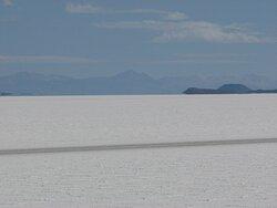 Un mare di sale,,, Salar de Uyuni Bolivia