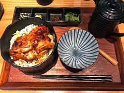 鶏ひつまぶし膳