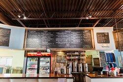 Blue Surf Cafe, Wilmington NC