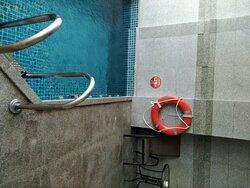 Balcony. Sky pool villa