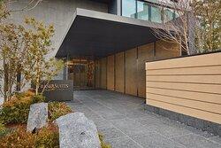 Fraser Suites Akasaka ,Tokyo Driveway Entrance