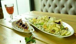 5 Cheese Salad