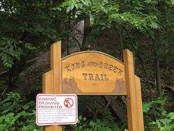 Palisades state  park
