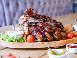 Bavarian ribs