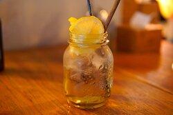 接骨木花檸檬