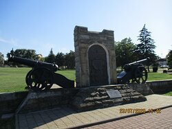 памятник Азовскому осадному сидению,
