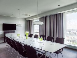Meeting room on the 26th floor