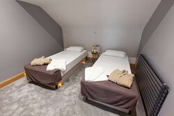 Relaxation Waterbeds Room