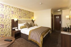 One Double Bed Guest Room