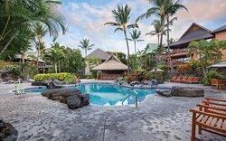 Pool - Club Wyndham Kona Hawaiian Resort