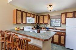 Kitchen - Club Wyndham Kona Hawaiian Resort