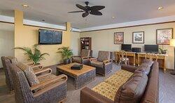 Lounge - Club Wyndham Kona Hawaiian Resort