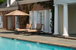 Albemarle Estate Pool House