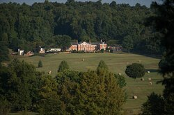 Albemarle Estate aerial