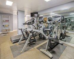 Gym - Club Wyndham Newport Onshore